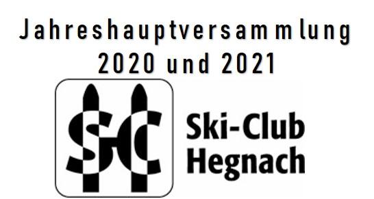 HV 2020 wird verschoben und zusammen mit der HV 2021 abgehalten