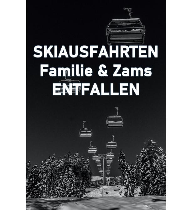 Skiausfahrten: Familiewoche & Ski-Wochenende Zams Entfallen